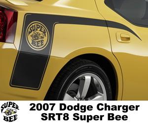 2007 Dodge Charger SRT8 Super Bee