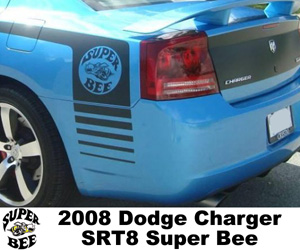 2008 Dodge Charger Super Bee