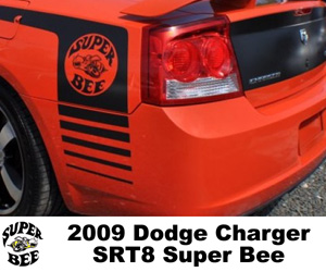 2009 Dodge Charger SRT8 Super Bee