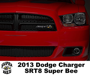 2013 Dodge Charger Super Bee